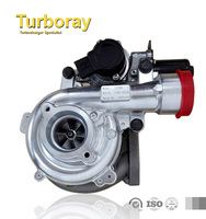 turbocharger specialist 17201-0L040 CT16V turbocharger for Toyota Hilux Land cruise 17201-30160
