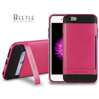 TPU PC hard case for iphone 6 6 plus