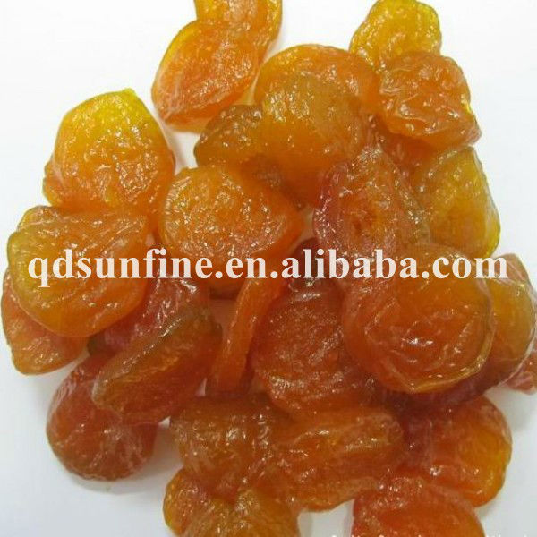 EU standard preserved apricot with sugar