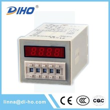 Static time delay relays
