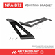 Auto Steel Front Bumper Brackets/Brackets for Led Light Bar /Led Light Bar Roof Mount brackets For Ford