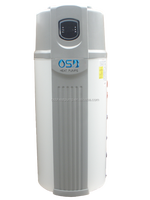 Guang dong China 300L intelligent air source all in one heat pump water heater