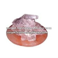 White Clear Unrefined Organic Himalayan Crystal Salt