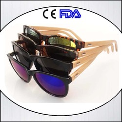 Original Women Sun glasses Plastic Frame Gradient lens Wholesale Sunglasses China Cheaper