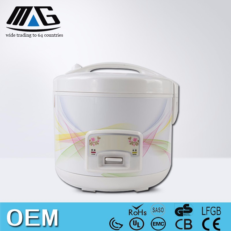 commercial big size sharp electric rice cooker