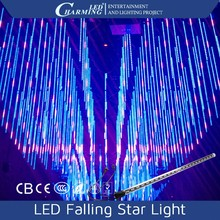 portable led falling star light for stage ceiling decor