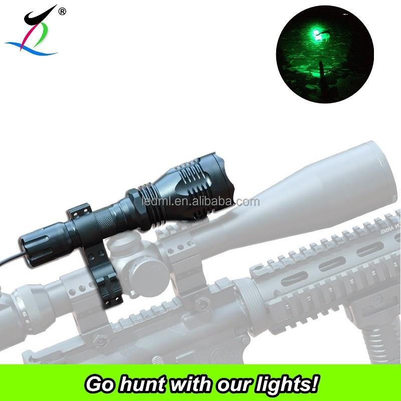 ml 900 gun mounted night hunting light lamp for hunting. Black Bedroom Furniture Sets. Home Design Ideas
