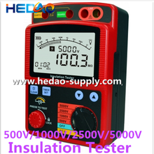 High quality top selling high voltage Insulation Tester