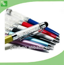 Wtiting pen&rhinestone stylus pen&magic pen for ipad