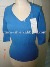 Lady wear good quality knitwear for Spring/Summer