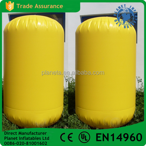 Top Quality Customized Inflatable Water Buoys For Water Park