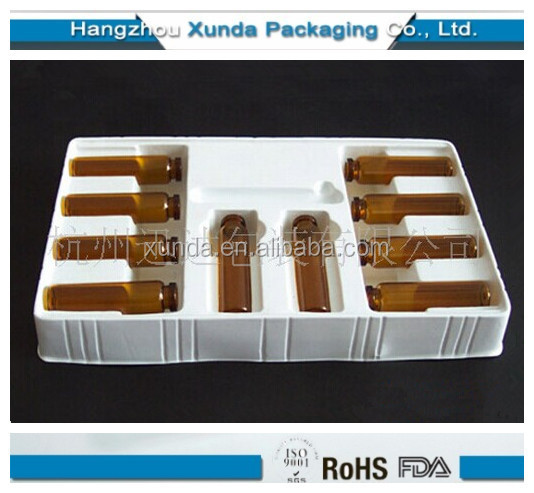 Factory customize plastic blister tray for medicine