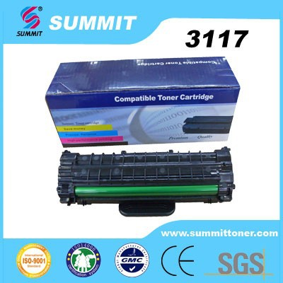 OPC Laser Empty Cartridge Toner Compatible for 3117