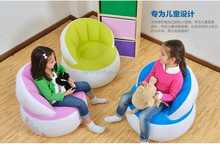 2015 new inflatable sofa kids/inflatable kid sofa