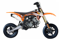 on road pitbike good looking super motor 140cc 150cc 160cc super moto