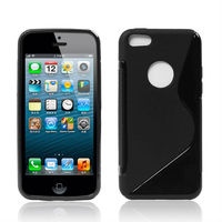 soft tpu gel case for iphone 5c , gel case for iphon 5c