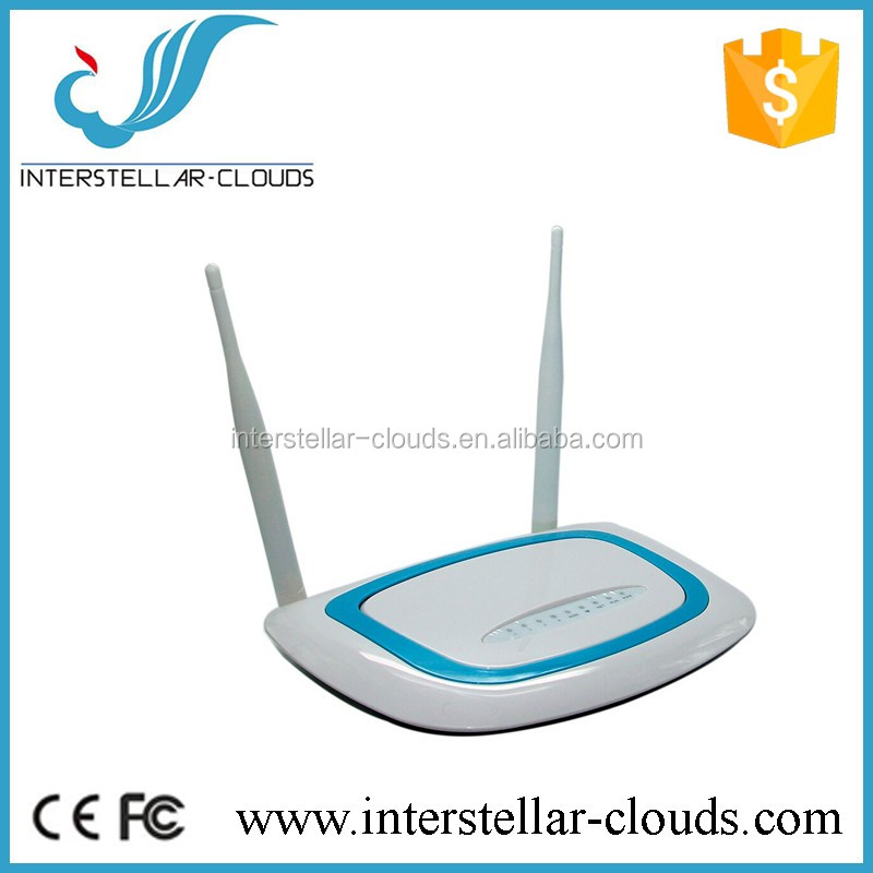 300Mbps wireless router with high gain antenna smart WiFi