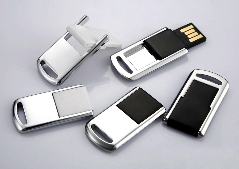 2015 Promotional new mini swivel usb flash drive