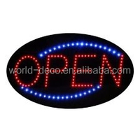 Hot Product! outdoor led neon sign ,open sign