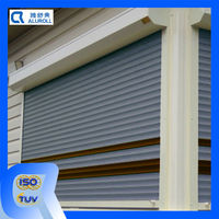 Aluminum electric Window Roller Shutter Style