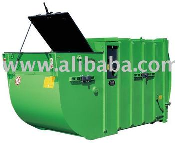 Waste Container Compactors