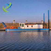 15m Dredging Depth CSD-400 Hydraulic Cutter Suction Dredger
