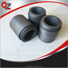 high density Graphite crucible for