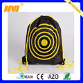 Promotional custom printed drawstring cinch bag(NV-DR150)