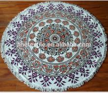 Australia Popular Extra Large Mandala 100 cotton Round Beach Towels
