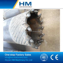 800m Piling Tools weld on teeth drilling bucket core barrel
