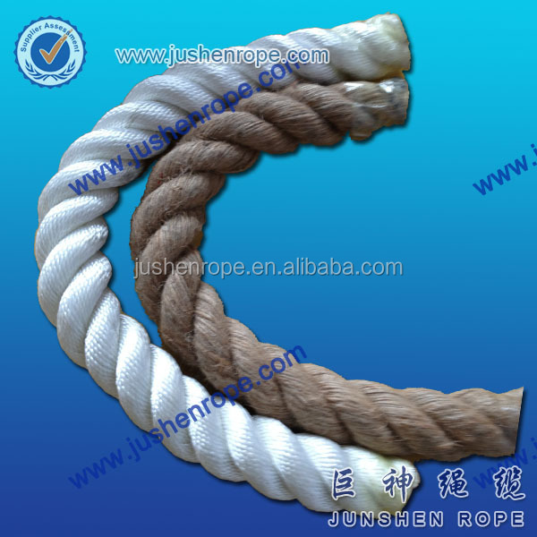 Eco-Friendly decorative abaca rope, coir rope, coir twine