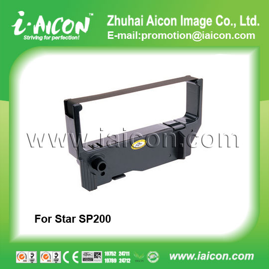 For Star sp200 ribbon Compatible black ribbon cartridge