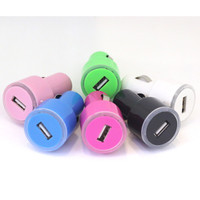 2016 mini usb car charger colorful design car charger for iphone 6 s