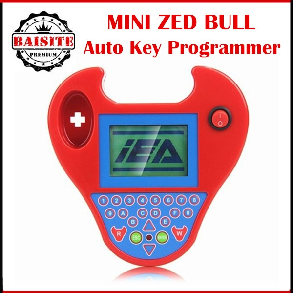 Factory price!!Mini type zed bull key programmer smart mini zedbull auto key programmer zed-bull with good feedback