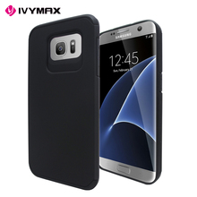 Black Mobile Phone Case For Samsung galaxy S7 edge Cover For Samsung galaxy s7 edge Phone Cover