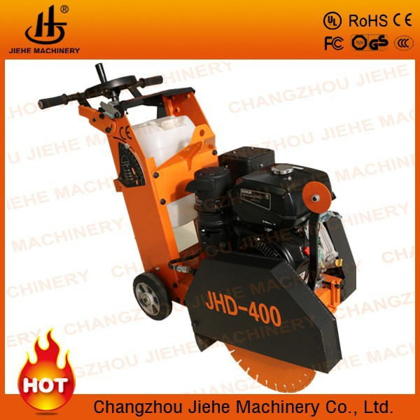 JIEHE Machinery Asphalt Cuting Machine,Asphalt Core Cutting Machine,Asphalt Concrete Cutting Machine With Kohler 14Hp(JHD-400)