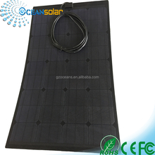 Ocean High Quality Flexible Solar Panel 150 watt For Boating