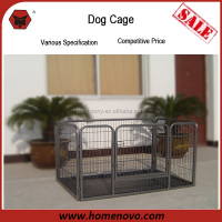 Promotion Competitive Price Indoor and Outdoor Portable Hot Sale Welded Wire Mesh Dog Cage With Side Door
