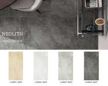 top grade big size artemis glazed porcelain tile prices for floor and walls 450x900mm 600x1200mm 459SG01