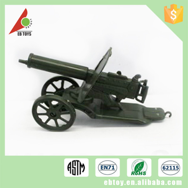 EB low price promotional kids plastic military toy cannon