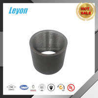 Galvanized BSPP Forged Carbon Steel Sockets