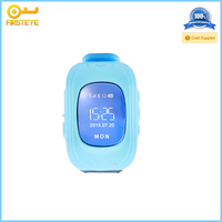 GSM mobile phone wristband Q50 kids old people GPS security tracker smart watch with SIM Card Slot SOS