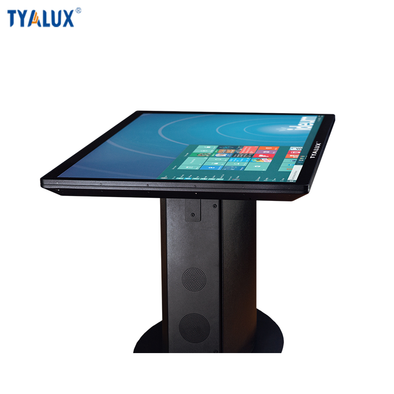 43/49/55inch game table with touch screen interactive dining table