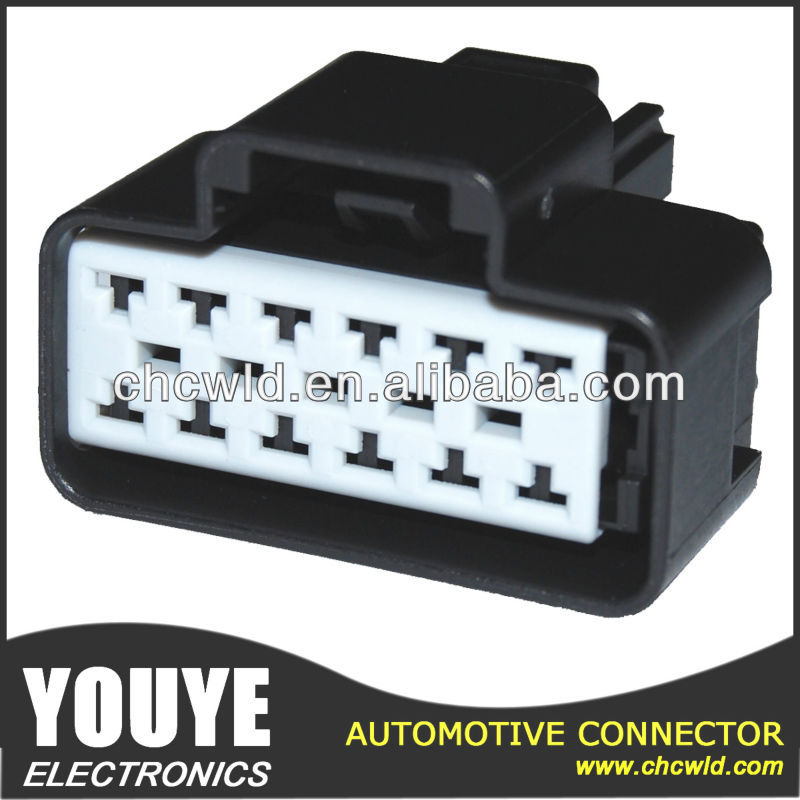 2014 Auto Connector Captiva Chevy Delphi connector