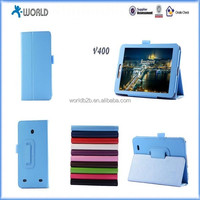 For LG G Pad V400 7.0 Case Slim Folding Cover Case 7 inch Android Tablet