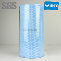 Manufacturer spunlace chux kitchen wipes roll