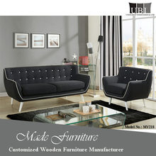 2017 Best selling fabric sofa set vintage furniture MY218