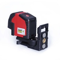 Measure Tools Laser Land Leveling in Ultra Bright Laser Beams