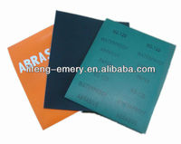 No brand wet Abrasive Paper for wall