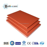 Top quality aluminum honeycomb panel applicable for exterior curtain wall decoration